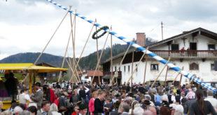Bayrischzell - Geitau - Maibaum Fest