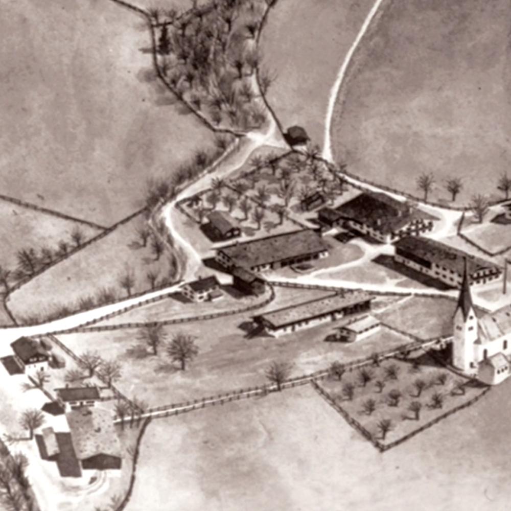 125 Jahre Trachtenverein Bayrischzell - Gründung