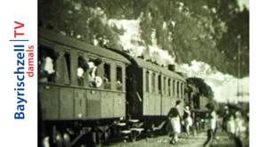 Bayrischzell - Fasching 1950