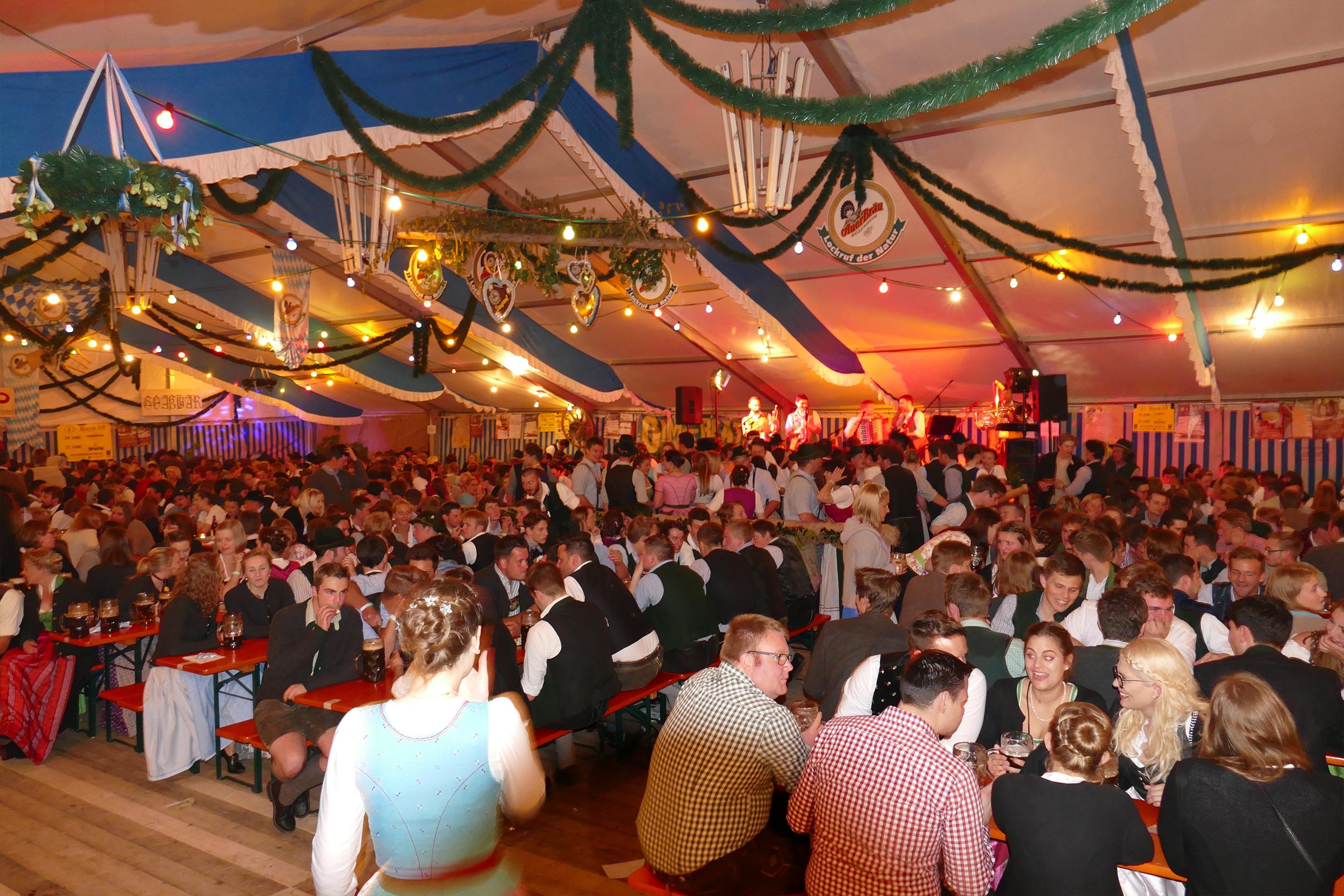 Bayrischzell - Goaßmaßfest