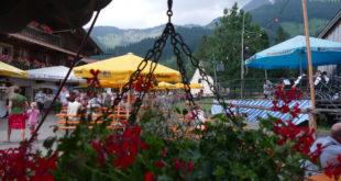 Eindrücke vom Dorffest Osterhofen